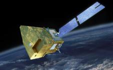 Illustration du satellite Microcarb
