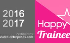 Logo Happy Trainees 2016 - 2017