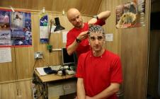 Bonnet de mesure des ondes cérébrales