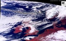 Le nuage en Europe vu par Végétation et Caliop