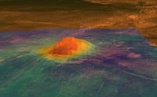Du volcanisme récent sur Vénus